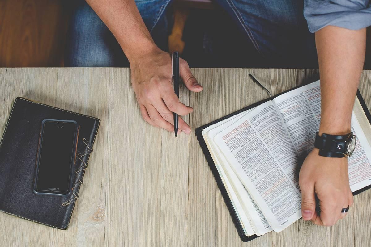 Bible Study - Church WordPress Theme